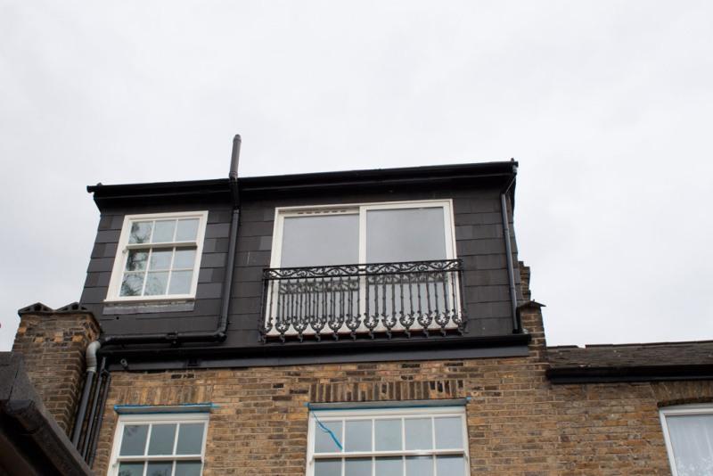 wardrobe ideas for attic conversions - Dormer Loft Conversion
